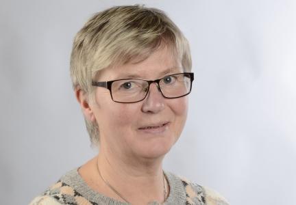Ann-Jeanette Weckman, florist